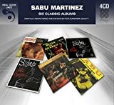 6 Classic Albums - Sabu Martinez