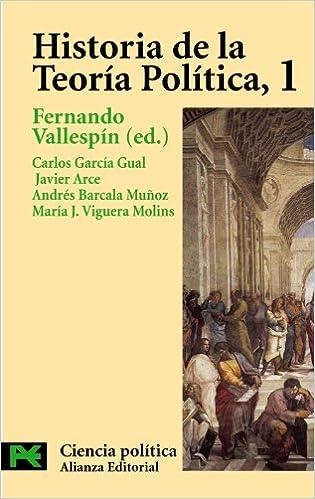 Historia de la teoría política, 1: Antigüedad, Edad Media e ...