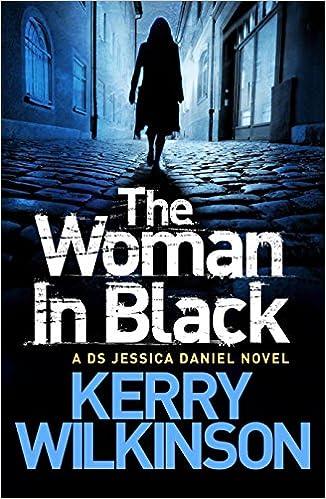 jessica daniel series locked in vigilante the woman in black books 1 3 wilkinson kerry