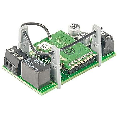 Mehrfarben Homematic 104895 Funk-Schaltaktor f/ür Batteriebetrieb