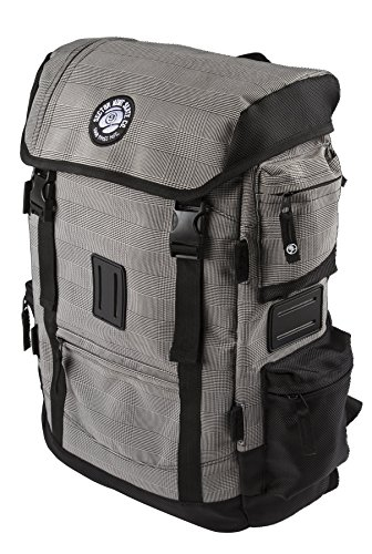 Sector 9 The Stash Back Pack, Black