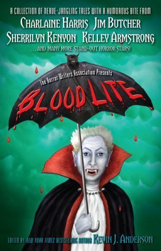 Blood Lite: An Anthology of Humorous Horror Stories Presented by the Horror Writers Association (Paperback)