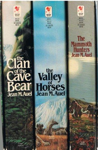 The Mammoth Hunters Ebook