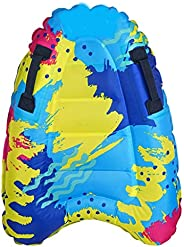 SM SunniMix Inflatable Surfboard Bodyboards Child Inflated Surf Boards Swimming Learning Kickboards Pool Slip