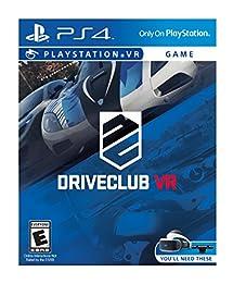 PSVR DriveClub - PlayStation VR