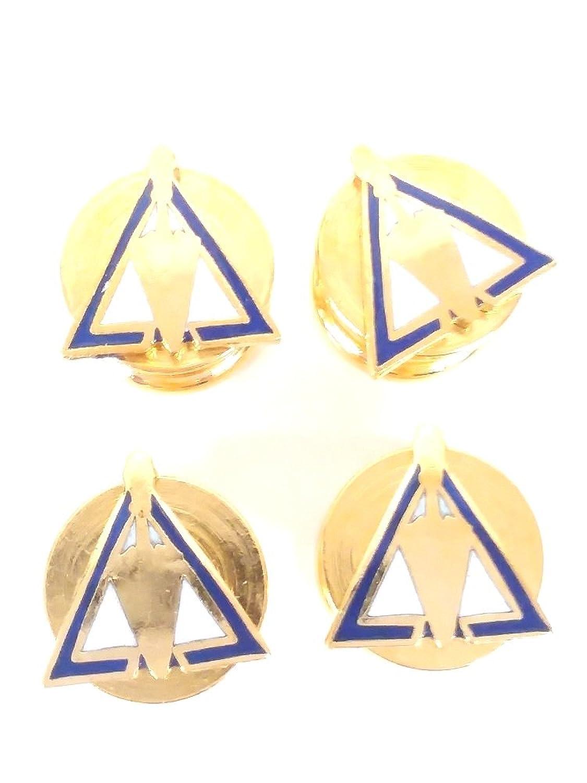 D9905SS Masonic Council Shirt Stud Set