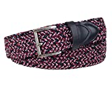 Tommy Hilfiger boys Casual Belt, Multicolor, Large