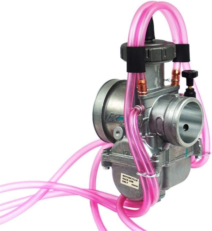 Cyclist store Moto Carburateur KEIHIN PWK Modification 34 36 38 40 42 mm de Course ATV Couleur : 38mm