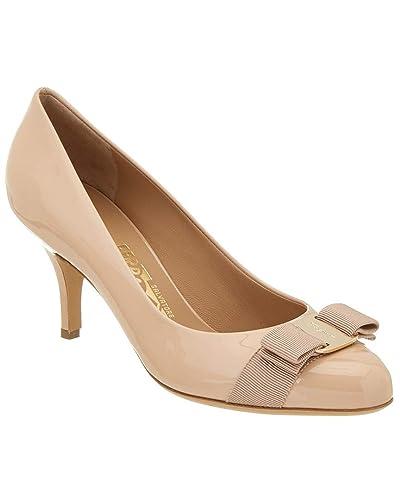 c9abbb7fa51d Amazon.com  Salvatore Ferragamo Women s Carla  Shoes