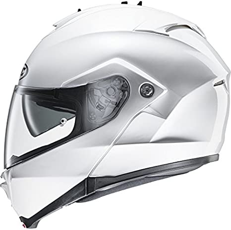 Gr/ö/ße XL Schwarz HJC Motorradhelm IS Max II