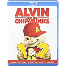 Alvin and the Chipmunks 1 & 2 Blu-ray Double Feature