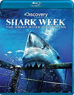 shark week 25th anniversary collection