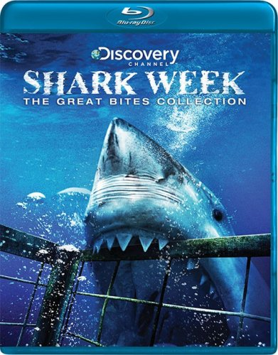 Shark Week: The Great Bites Collection [Blu-ray]