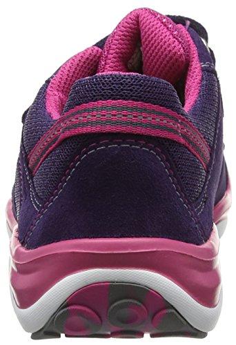 Superfit Sport5, Zapatillas Para Niñas Violett (raisin KOMBI)