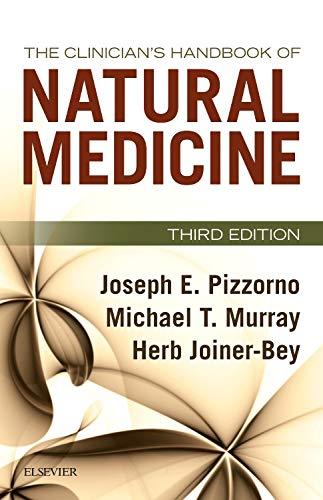 The Clinician's Handbook of Natural Medicine