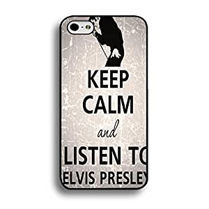 Iphone 6 Plus / 6s Plus ( 5.5 Inch ) Case Cover Classical Retro Style Rock King Elvis Presley Phone Case Cover for Iphone 6 Plus / 6s Plus ( 5.5 Inch ) The Hillbilly Cat Super Singer