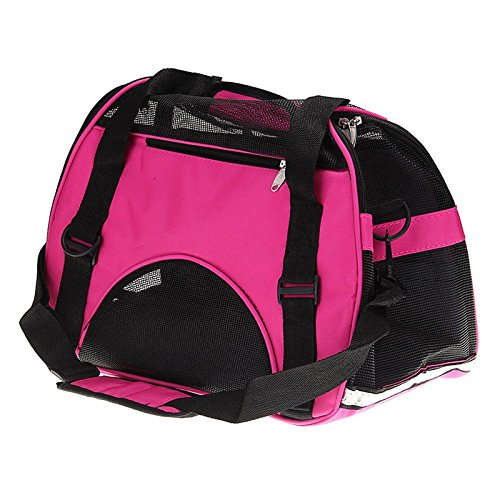 Rumfo Airline Approved Soft Sided Pet Carrier Travel Tote Bag Portable Handbag Shoulder Bag for Pets Cat and Dog - Sunglasses For Dogs Australia