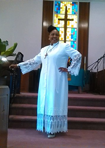 Clergy Robes For Female Pastors by Vessels Of Glory