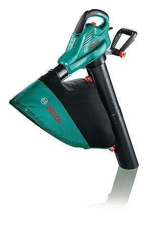Bosch ALS 30 - Soplador y aspirador, bolsa colectora de 45 litros, correa,