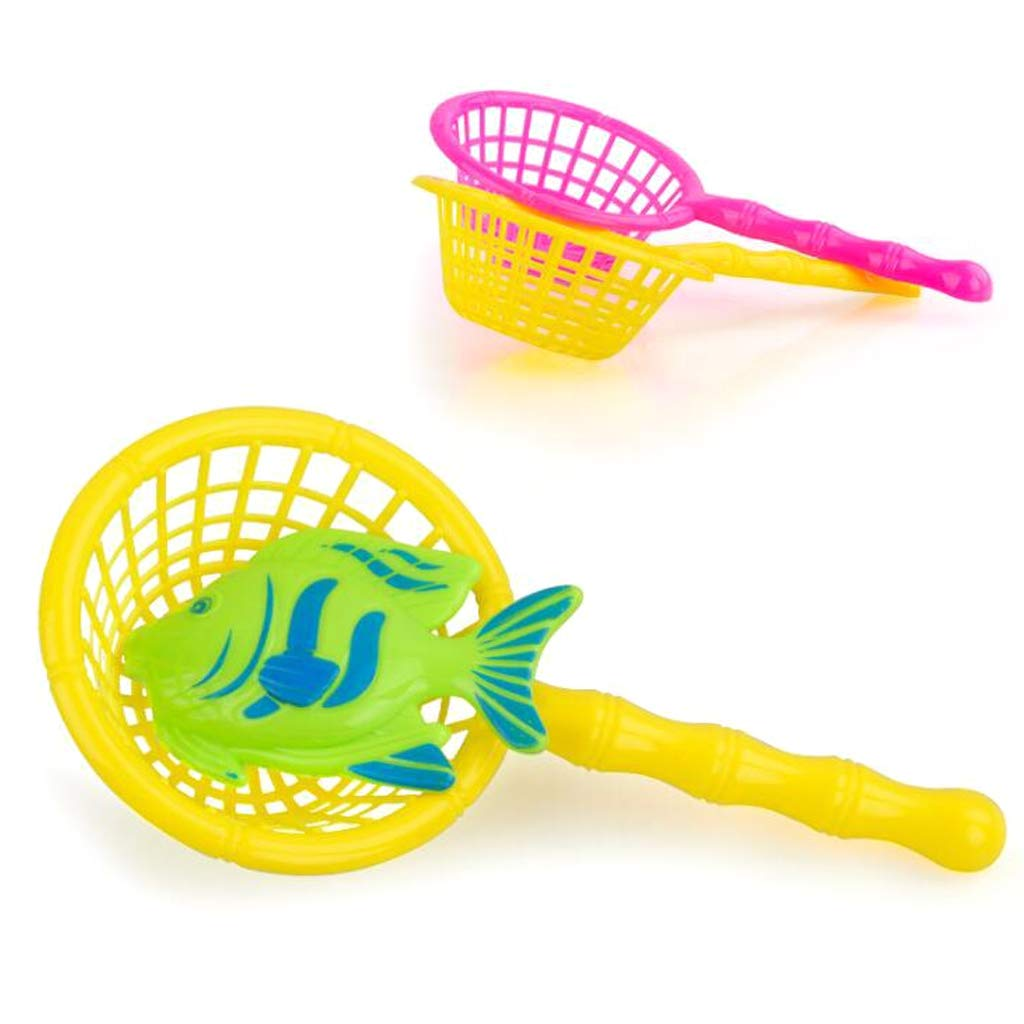 Amazon com: setyuty Bath Fishing Net with Handle Accessories