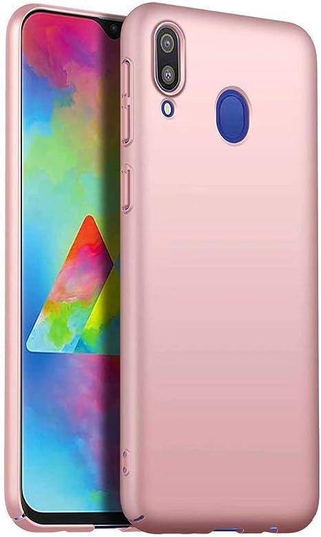 Funda Samsung Galaxy M30 / A40S Caja Caso MUTOUREN PC Carcasa Anti ...