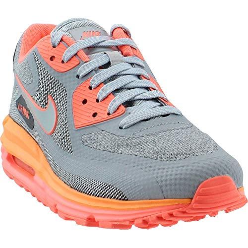 Nike Womens Air Max Lunar90 C3.0 Casual Sneakers, Grey, 7.5 (Nike Air Max Lunar90 C3 0 Womens)