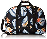 Roxy Junior's Feel Happy Big Duffle Bag, anthracite tropical love sample, 1SZ