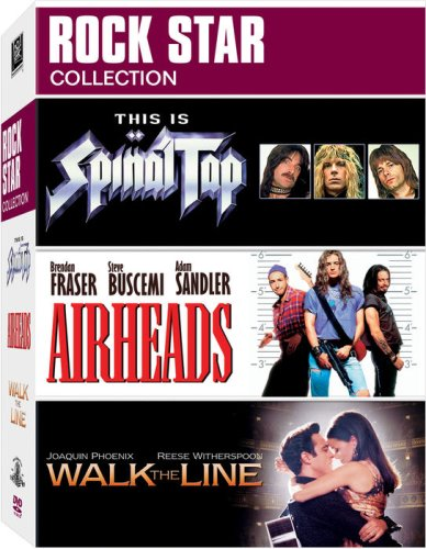 Rock Star Collection (Widescreen, 3PC)