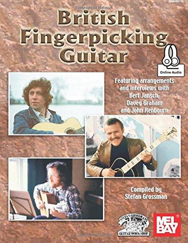 British Fingerpicking Guitar