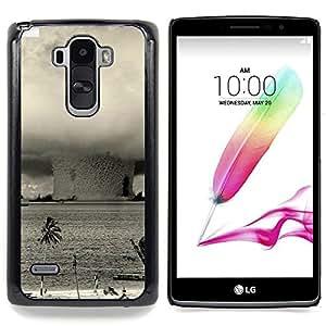 - Bikini Atoll - Nuclear Bomb Explosion - - Cubierta del caso de impacto con el patr??n Art Designs FOR LG G Stylo / LG LS770 / LG G4 Stylus Queen Pattern