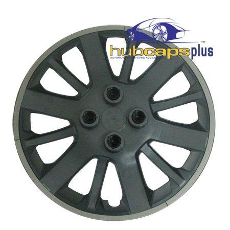 Set of 4 Chrome 15 Hub Cap Wheel Covers for Chevrolet Cobalt