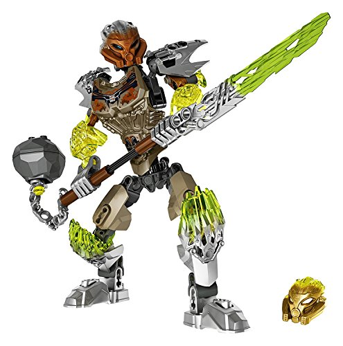 Generic Building Block Bionicle Pohatu Uniter of Stone
