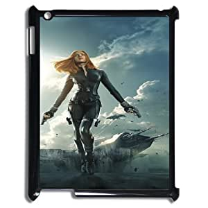 Scarlett Johansson SANDY0076354 Phone Back Case Customized Art Print Design Hard Shell Protection Ipad2,3,4
