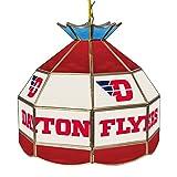 NCAA University of Dayton Tiffany Gameroom Lamp, 16''