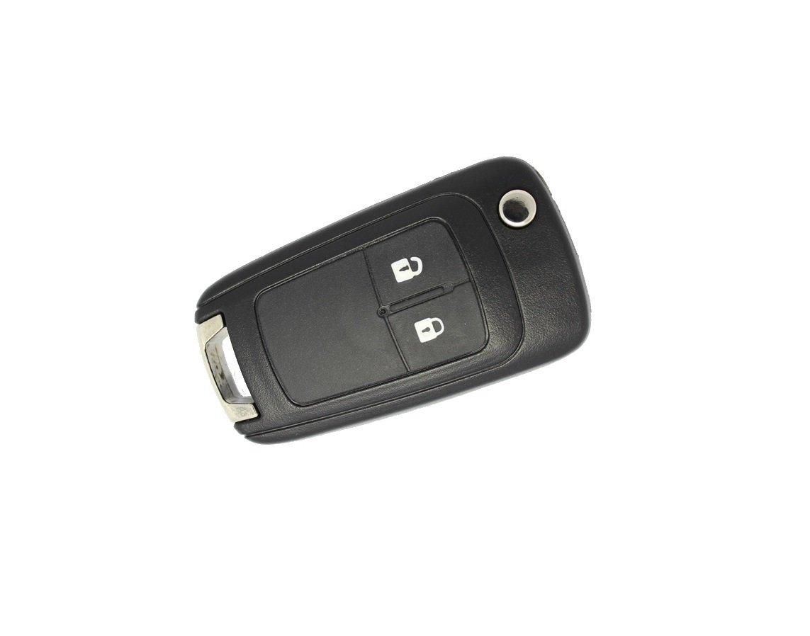 mycarkey - Carcasa para llave a distancia para Opel Astra J ...