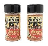 Joe's Kansas City French Fry Seasoning - 2 x 3 Ounce