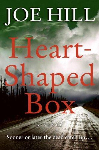 Heart-Shaped Box: A Novel