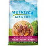 Dogswell 842434 Nutrisca Lamb and Chick Pea Food for Pets, 28-Pound