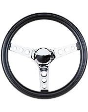 Grant 838 Wheel Blk Foam 13 1/2