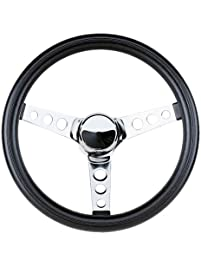 Grant 838 Wheel Blk Foam 13 1/2