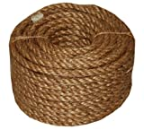 T.W . Evans Cordage 26-066 3/4-Inch by 100-Feet 5 Star Manila Rope by T.W . Evans Cordage Co.
