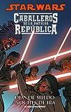 Star Wars Caballeros de la Antigua República nº 03: Días de miedo, noches de ira