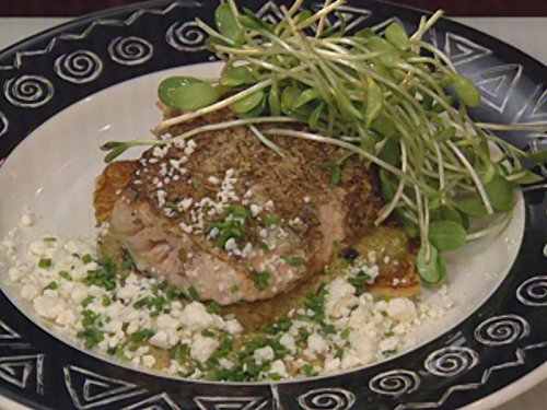 Terra Cotta Pear - Chefs: Thomas Ferlesch, Eric Wadlund, and Christina Nicosia