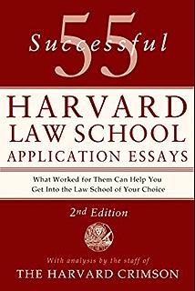 Law school application essay