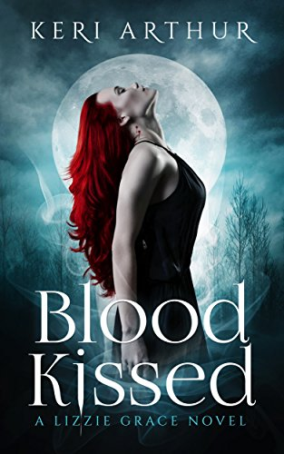Blood Kissed (The Lizzie Grace Series Book 1) cover