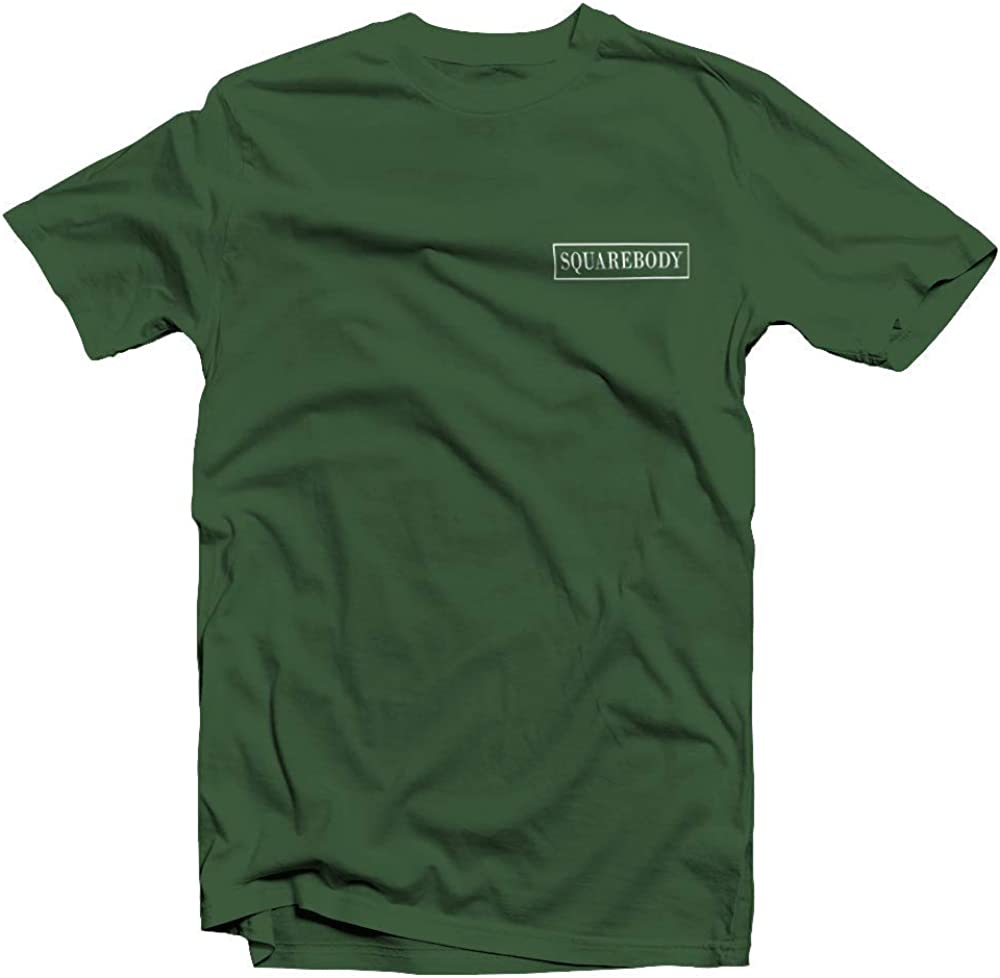 Aggressive Thread 70s Round Eye Square Body Squarebody Chevy T-Shirt