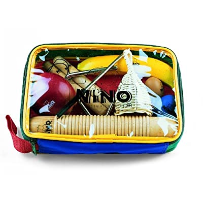Meinl NINO Set of 9 Pieces: Musical Instruments