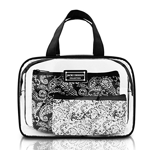 jacki-design-mystique-3-pc-travel-cosmetic-bag-set-w-top-handles-black
