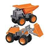 American Plastic Toy Mega Construction Set