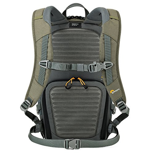 Lowepro Flipside Trek BP 250 AW - Outdoor Camera Backpack for Mirrorless or Compact DSLR w/ Rain Cover and Tablet Pocket. by Lowepro (Image #8)